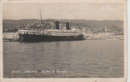 TRIESTE - BACINO S. GIORGIO....S55 - Trieste