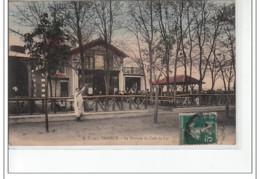 VIGNEUX - La Terrasse Du Café Du Lac - Très Bon état - Vigneux Sur Seine