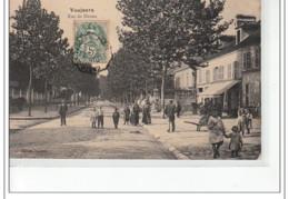 VAUJOURS - Rue De Meaux - Très Bon état - France