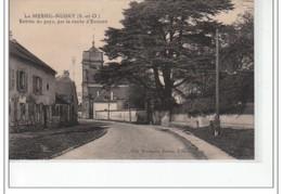 Le MESNIL-AUBRY - Entrée Du Pays, Par La Route D'Ecouen - Très Bon état - Autres Communes