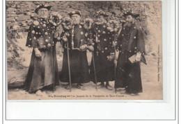 ESTAING - Les Jacques De La Procession De Saint Fleuret - Très Bon état - Sonstige Gemeinden