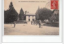 FOURNEAUX LES MINES - La Gare - Très Bon état - Autres Communes