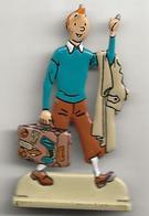 Tintin  Figurine Métal De 6 Cm - Figurines