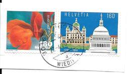 Switzerland: 1991 Bundeshaus Bern, Capitol Washington - Schweiz