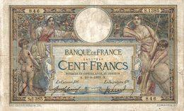 15874   BILLET FRANCAIS   100F  10-8-1911 - Ohne Zuordnung