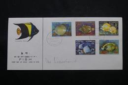 ETHIOPIE - Enveloppe FDC En 1970 - Poissons - L 60324 - Äthiopien