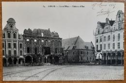 Arras.Grand'place.Chateau D'eau.1915 E 12 - Arras