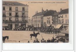 BRUYÈRES EN VOSGES - La Revue Du 14 Juillet - Défilé De L'Artillerie - Très Bon état - Bruyeres
