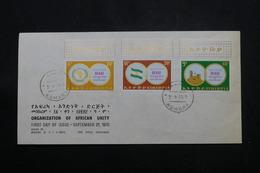ETHIOPIE - Enveloppe FDC En 1970  - Organisation De L 'Union Africaine - L 60329 - Äthiopien