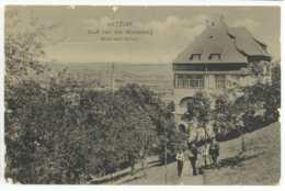 Wetzlar Gruß Von Der Minneburg Um 1900/1920 - Wetzlar