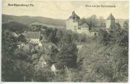 1916 Ansichtskarte Elgersburg Thüringen - Elgersburg