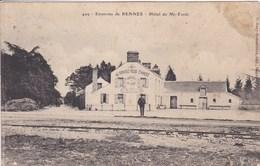 35 RENNES Hôtel De Mi Forêt ,Rendez Vous De Chasse - Rennes