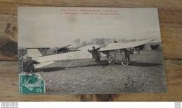 Fetes Aviation NANCY JARVILLE 1912 : Kimmerling Au Depart Sur Son Monoplan Sommer  ………MZ2-3522 - Autres Communes