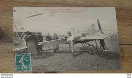 Fetes Aviation NANCY JARVILLE 1912 : Prévost Et Son Monoplan Deperdussin  ………MZ2-3516 - Autres Communes