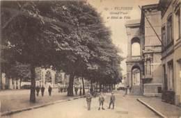 Vilvorde - Grand'Place Et Hôtel De Ville - Vilvoorde