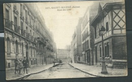 N° 107  - Saint Mandé ( Seine ) Rue Du Lac -  Maca 1216 - Saint Mande