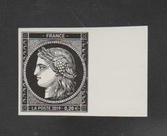 "FRANCE / 2019 / Y&T N° 5305A ** : ""Cérès 1849-2019"" Du Coffret Prestige X 1 BdF D - Unused Stamps"