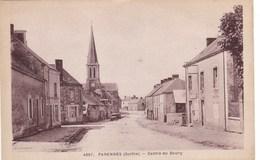Sarthe - Parennes - Centre Du Bourg - Frankreich