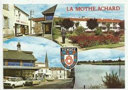 La Motte Achard (85 - Vendée) Multivues - La Mothe Achard