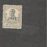 SPANISH GUINEA1917: Edifil 123mnh** - Guinea Spagnola