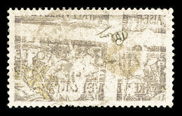 O N°122, Merson, 2F: Impression Recto-verso. SUP. R.R. (signé Calves/certificat)  Qualité: O  Cote: 1000 Euros - Errors & Oddities