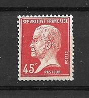 FRANCE 1923/26     N° 175     Pasteur   NEUF - Neufs