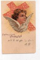 DC1284 - Fröhliche Pfingsten Engel Dame - Pentecoste