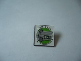 PIN'S PINS BANQUE NATIONALE DE PARIS  COM 2000 BNP  THÈME BANQUES FRANÇAISES - Banques