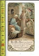 KL 4945 - HEUREUX NOEL - QUE LE DIVIN ENFANT VOUS DONNE VIE ET SANTE - Images Religieuses