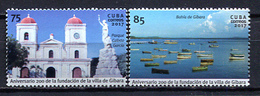 Cuba 2017 / Gibara Town MNH Ciudad De Gibara / Cu2806  31-57 - Nuevos