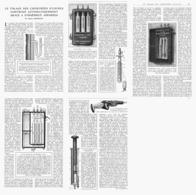 LE TIRAGE Des CHEMINEES D'USINES  1922 - Ciencia & Tecnología