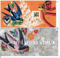 2010 - BLOC SOUVENIR - YVERT N°56 ** MNH - MEILLEURS VOEUX / OISEAU - Blocs Souvenir