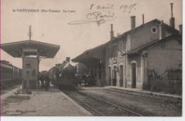 HTE VIENNE-Saint Victurnien-La Gare - Ed Laroche - France