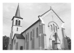 SAINT-EUSEBE - L'église Saint-Eusèbe - Autres Communes