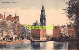 CPA AMSTERDAM SINGEL ( KREUKJE HOEK ) - Amsterdam