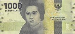 INDONESIE 1000 RUPIAH 2016 UNC P 154 - Indonesien