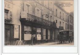 FONTAINEBLEAU - Hôtel Moderne - Très Bon état - Fontainebleau