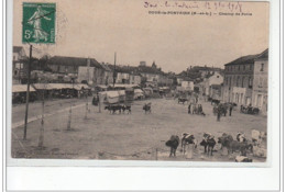 DOUE LA FONTAINE - Champ De Foire - état - Doue La Fontaine