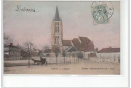 CREIL - L'église - Très Bon état - Creil