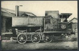 """Locomotives Du MIDI - Machine N° 453 """"Autriche"""" (type 030) - H. M. P. N° 1426 - Voir 2 Scans - Trains"""