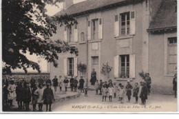 MARCAY : L'école Libre Des Filles - Très Bon état - Francia