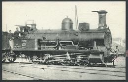 Locomotives Du NORD - Machine N° 4842 (Type 040) - H. M. P. N° 262 - Voir 2 Scans - Trains
