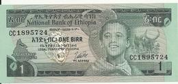 ETHIOPIE 1 BIRR 1976 UNC P 30 B - Ethiopie
