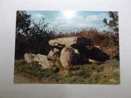 LONGEVILLE SUR MER Dolmen Du Breuil - Francia