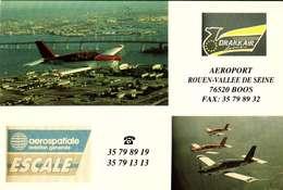 Transports > Aviation > Aérodromes / AEROPORT ROUEN VALLEE  DE SEINE  / BOOS /LOT 4068 - Aeródromos