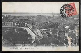 CPA ANGLETERRE - Southampton, General View - Southampton