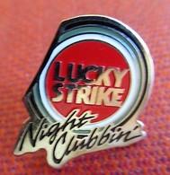Lucky Strike (Cigarettes) - Night Clubbin' - Merken