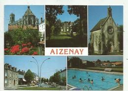 Aizenay (85 - Vendée) Multivues - Aizenay