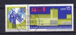 RDA     Oblitéré      Y. Et T.    N° 1265A      Cote: 4,00 Euros - Used Stamps