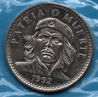 CUBA 3 Pesos 1992 Ernesto Che Guevara KM# 346a - Kuba
